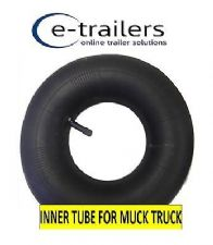 "INNER TUBE FOR 8"" REAR WHEEL ON Muck-Truck® POWER-BARROWS- MOTORISED WHEEL BARROW"
